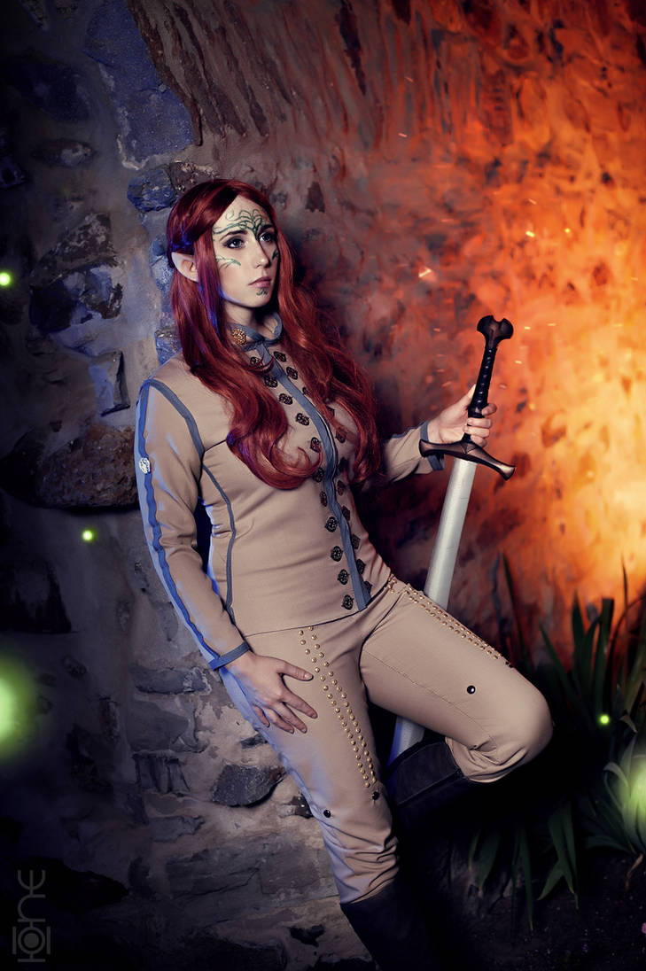 Inquisitor Lavellan 1