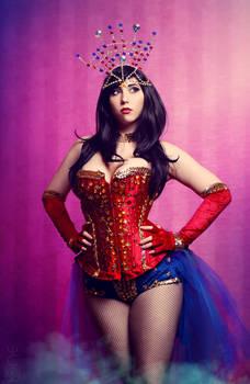 Burlesque Wonder Woman