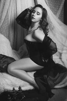 Hollywood vintage glam 2