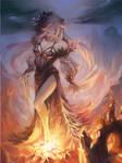 Ash- let burn it down