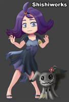 Pokemon Acerola 2018 by Shishiworks