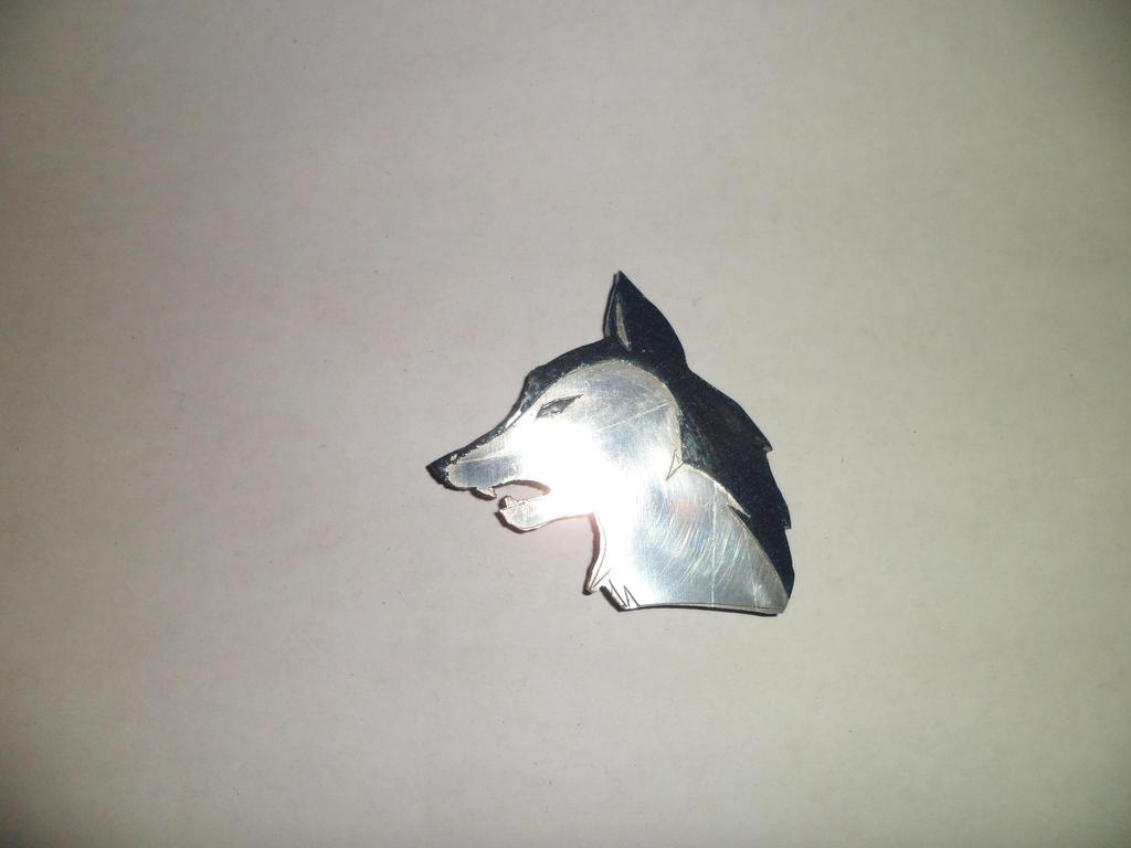 Polished wolf by Aetherwolf76