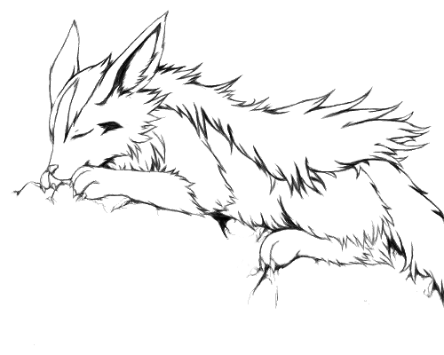 mightyena coloring pages - photo#22