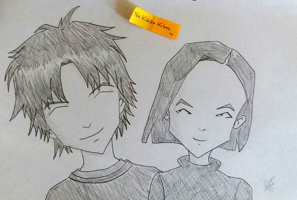Code Lyoko (Request for CodeLyokoSearcher) by TheKikkaKibaz
