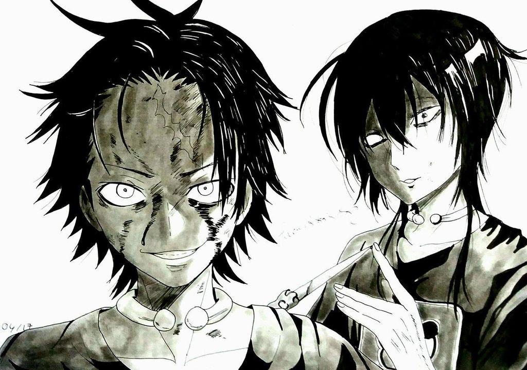 Mukai x Kurashina (Real Account) by TheKikkaKibaz