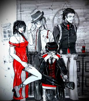 50's Mafia Style by TheKikkaKibaz