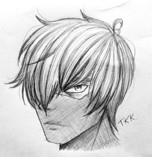 Mezo Shoji (BNHA) by TheKikkaKibaz