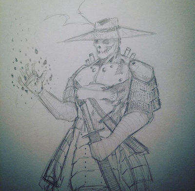 Another character concept for my IP