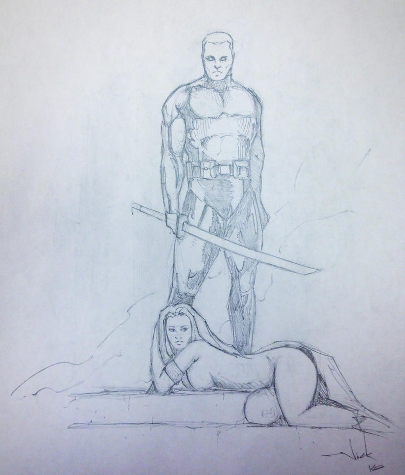Pinup by 1frankcastle4