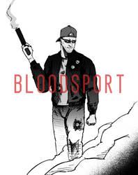 BLOODSPORT by 1frankcastle4