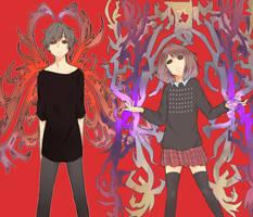 Ghouls by KoNaChan95