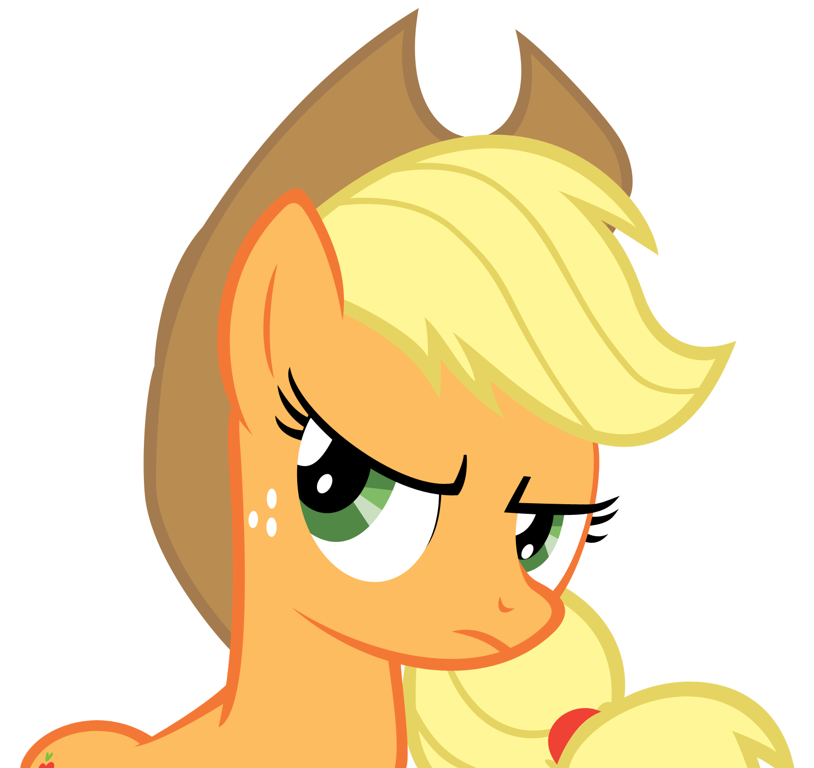 5594 applejack my little - photo #45