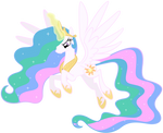 Princess Celestia Is Displeased With the Comments