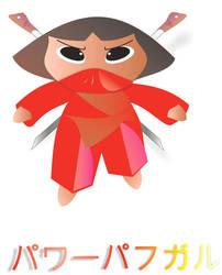 Power Puff Girl by sukkiGoh