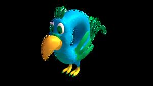 Dodoughnut Bird