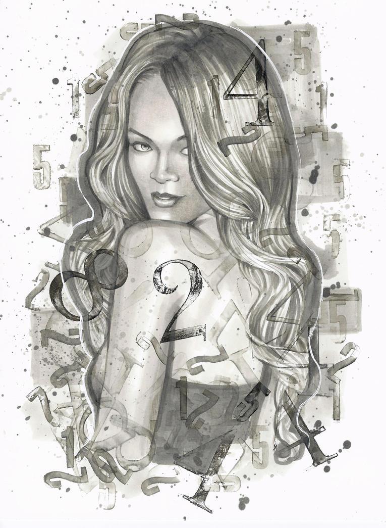 Rihanna by lynchninja