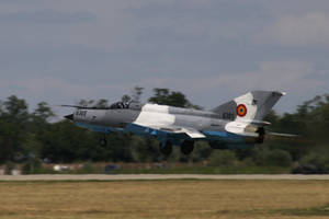 Mig-21 by cnv