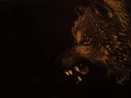 Wolf by Shinigami1289