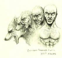 The Werewolf Scene by Shinigami1289
