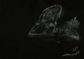 Chameleon by Shinigami1289