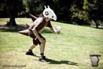 Pokemon Cubone - In the Field