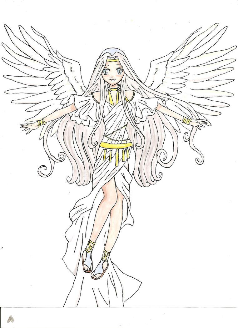Angel Drawing Pinterest Angels Fairies on Pinterest