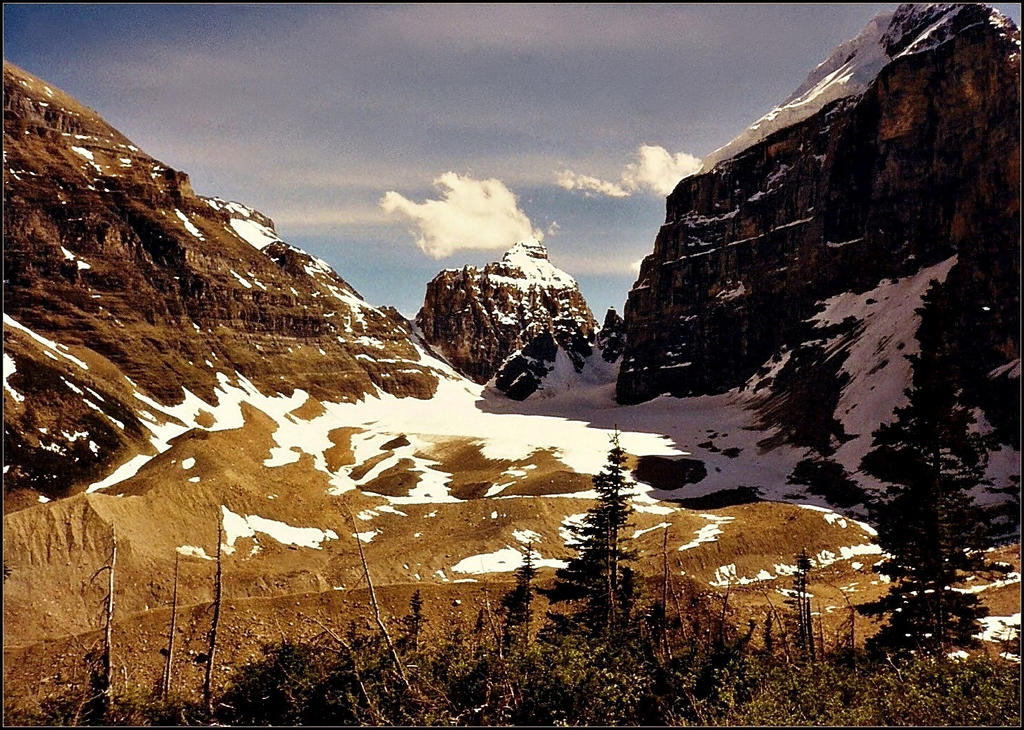 Glacier Nat'l Park XI by haloeffect1
