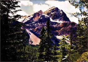 Glacier Nat'l Park XVIII by haloeffect1