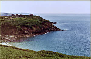 Dorset Coast by haloeffect1