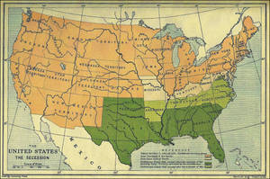 United States - Secession by haloeffect1