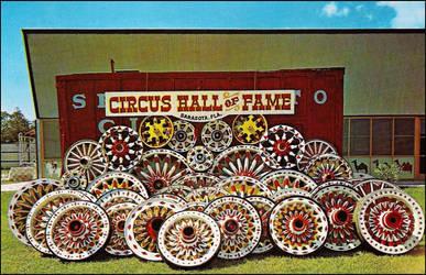 Sunburst Wheels by haloeffect1
