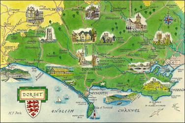 Dorset by haloeffect1