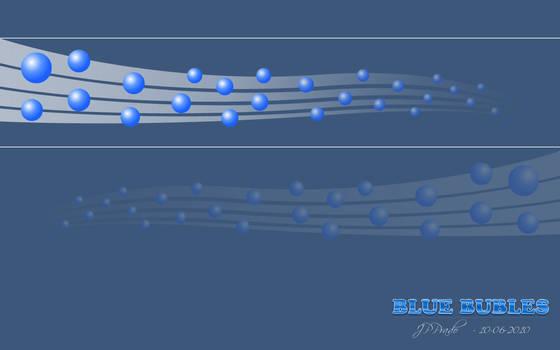 Blue Bubles