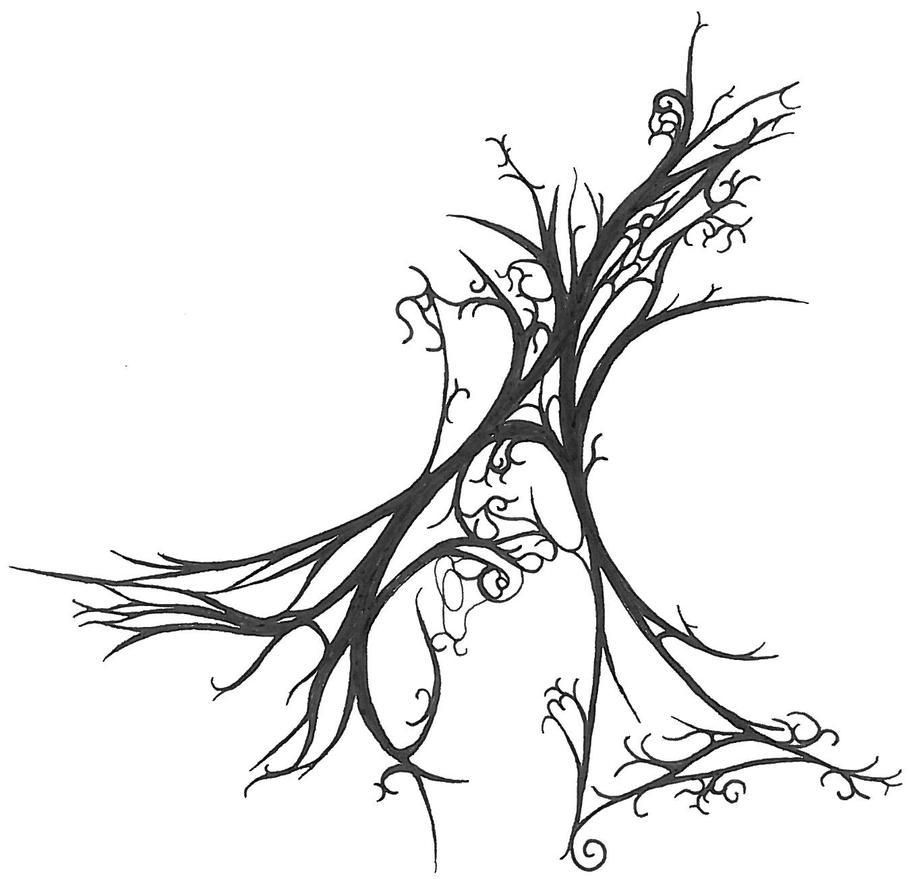'Alpha Vine' Tattoo By Grailas On DeviantArt