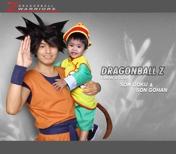 Father and Son Goku and Gohan by jeffbedash325 ...  sc 1 st  DeviantArt & Father and Son Goku and Gohan by jeffbedash325 on DeviantArt
