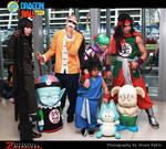 Dragonball cosplay