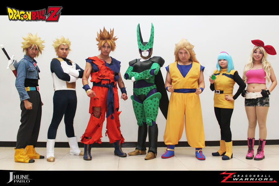 Dragonball Z cosplay by jeffbedash325 ...  sc 1 st  DeviantArt & Dragonball Z cosplay by jeffbedash325 on DeviantArt