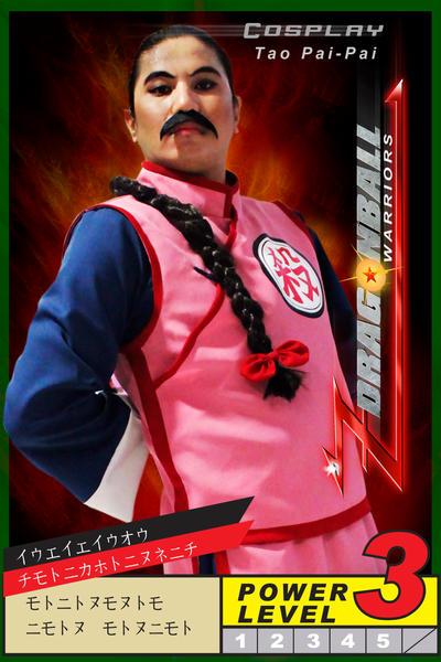 General Tao paipai cosplay by jeffbedash325