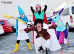 Dragonball Z cosplay