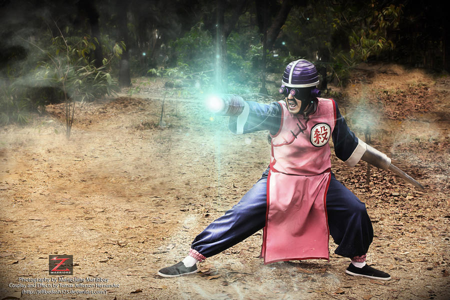 Tao Pai Pai Cosplay by jeffbedash325