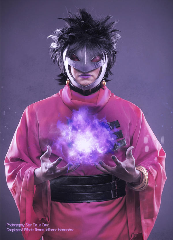 Kurei Mori of Flame of Recca by jeffbedash325