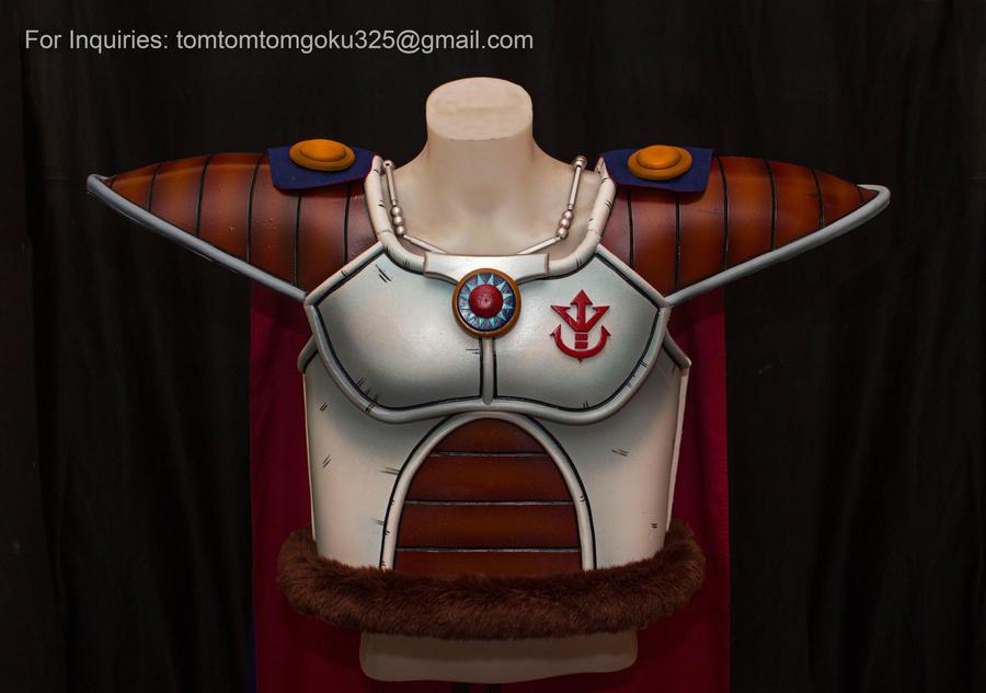 King Vegeta of Dragonball Z