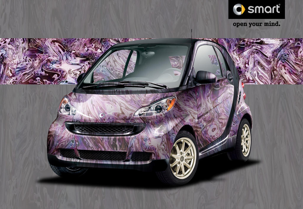 SmartCar: Chaos Theory by Biohaz-Daddy