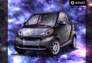 SmartCar: Galaxy by Biohaz-Daddy