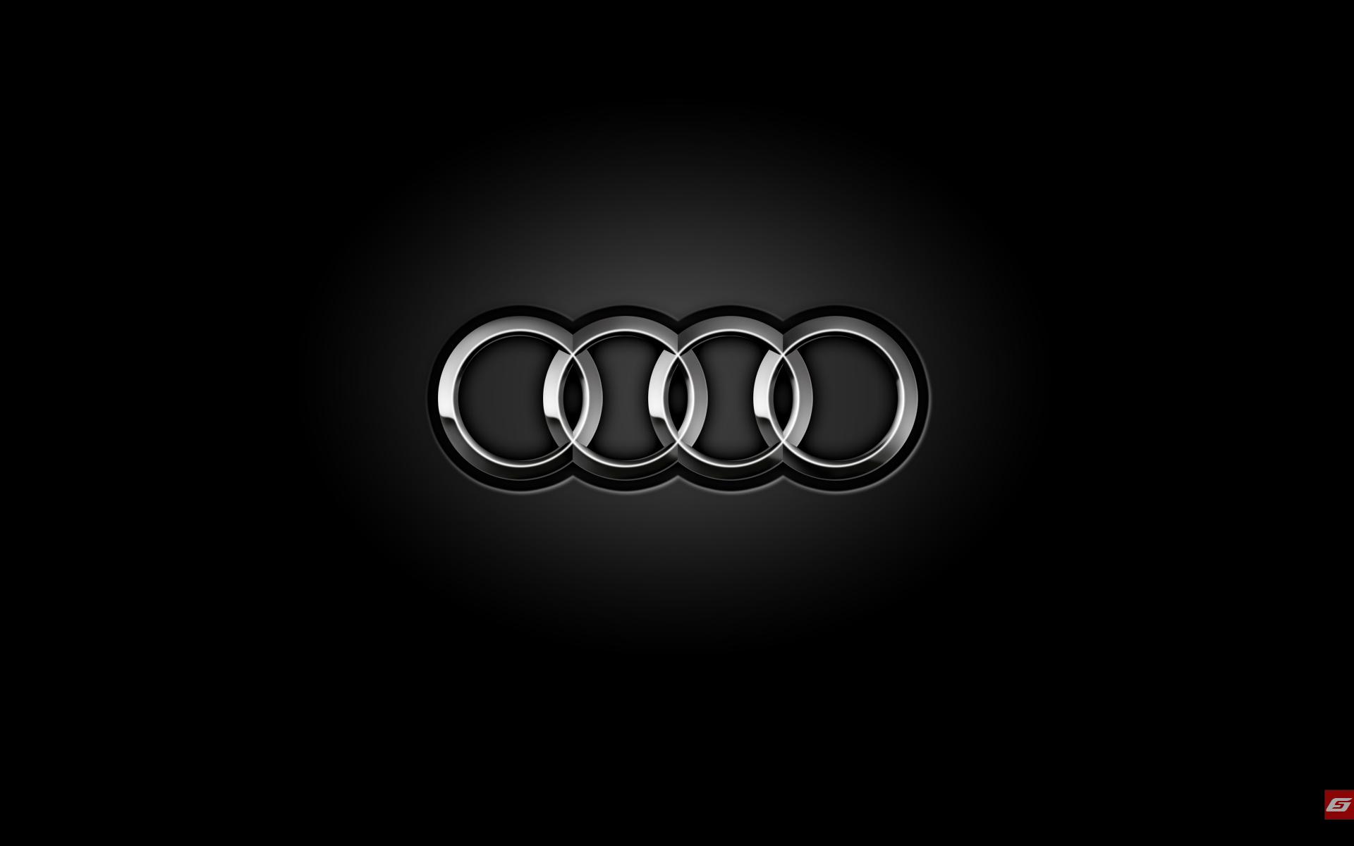 audi logo wallpaper 453109