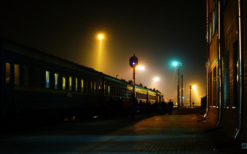 train of escape