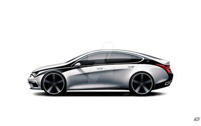 FLOW sportback concept