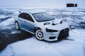 Evo on Ice
