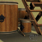 taiko -japanese fat drums-