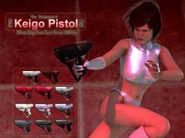 keigo pistol spread